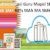 Aplikasi dan Administrasi Guru Mapel SD MI SMP MTs SMA MA SMK