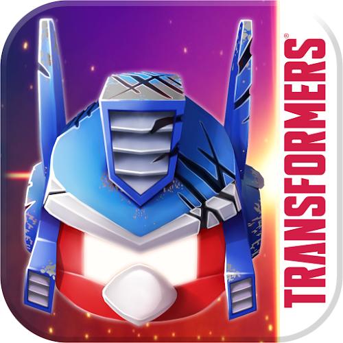 Angry Birds Transformers v2.7.1 Apk Mod [Dinheiro Infinito]