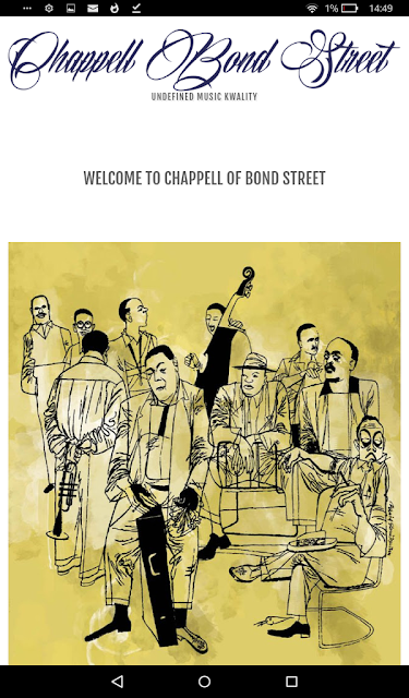 Welcome To Chappell Of Bond Street
