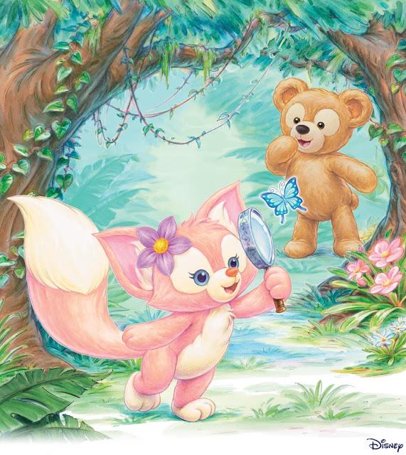 Duffy新朋友 LinaBell(玲娜貝兒)將於2021年9月29日在 上海迪士尼 作全球首度亮相並於2022年秋季在 香港迪士尼 及 東京迪士尼 登場, Shanghai Disney Resort, Hong Kong Disneyland Resort, Tokyo Disney Resor