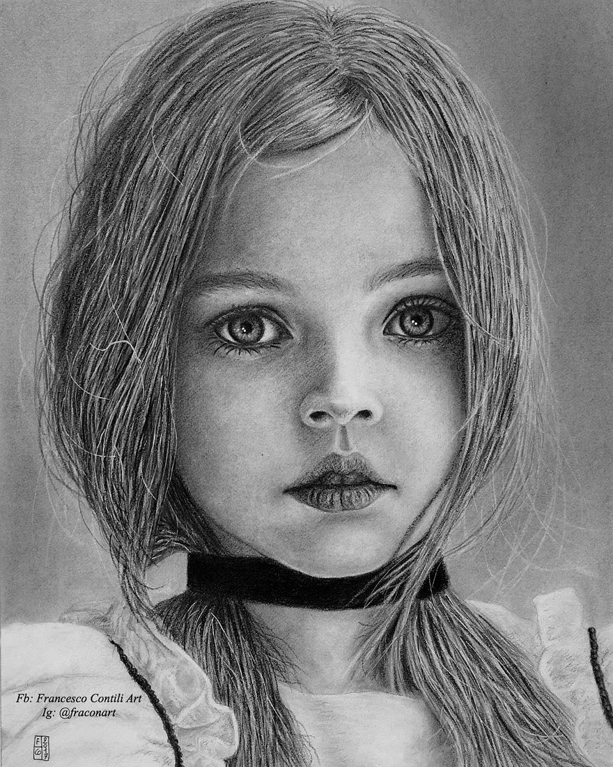 03-Anna-Pavaga-Francesco-Contili-Realistic-Graphite-and-Charcoal-Portrait-Drawings-www-designstack-co