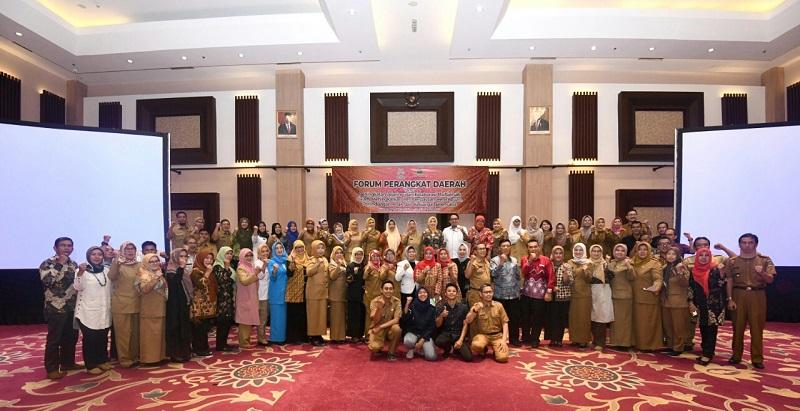 Kementerian PPPA Puji Sekoper Cinta : Bukti Inovasi Pemberdayaan Perempuan Jabar