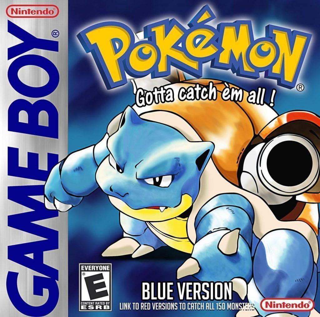 Pokémon Blue ROM GBC