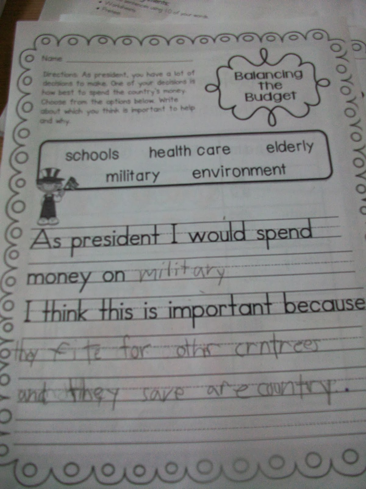 Sarah S First Grade Snippets President S Day Activities For First Grade