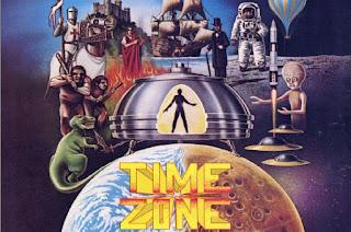 Videojuego Time Zone - Hi-Res Adventure #5