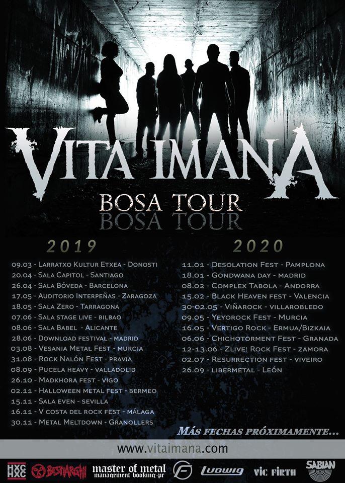 Vita imana Bosa Tour