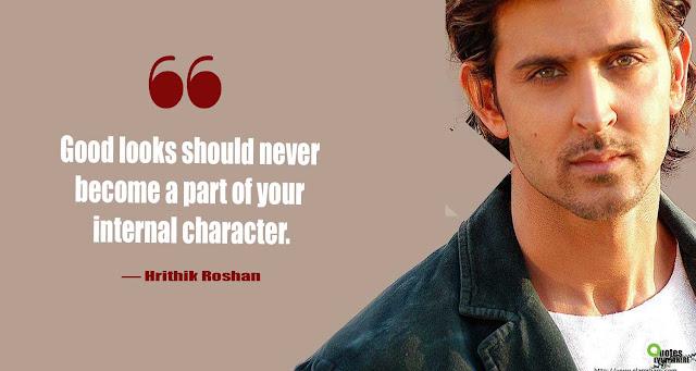 Hrithik Roshan Movie Quotes