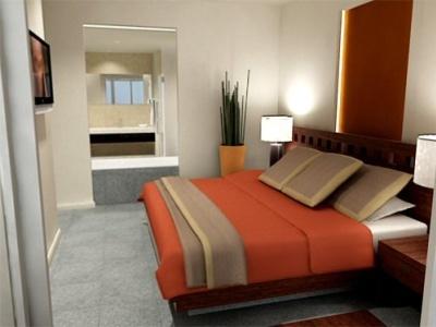 Dekorasi Bilik Tidur Ala Hotel Desainrumahid