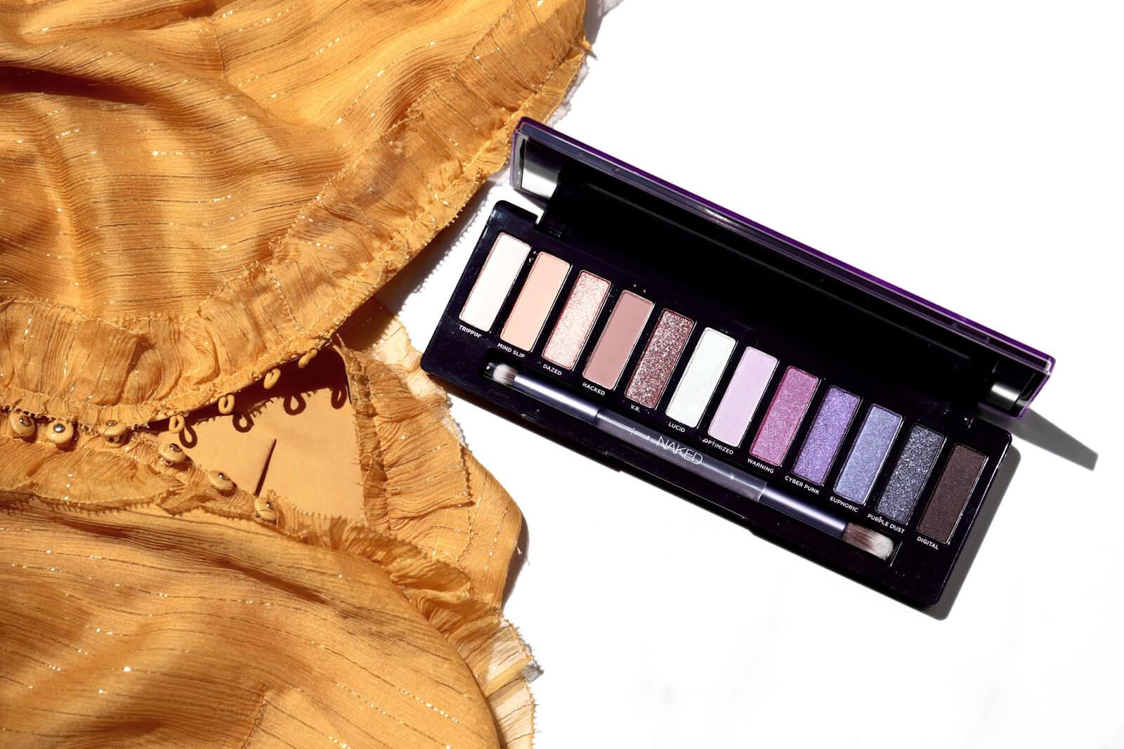 Naked Ultra Violet Palette swatch