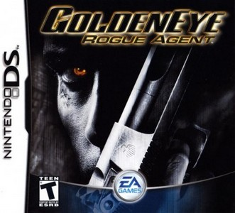 Rom GoldenEye Rogue Agent NDS