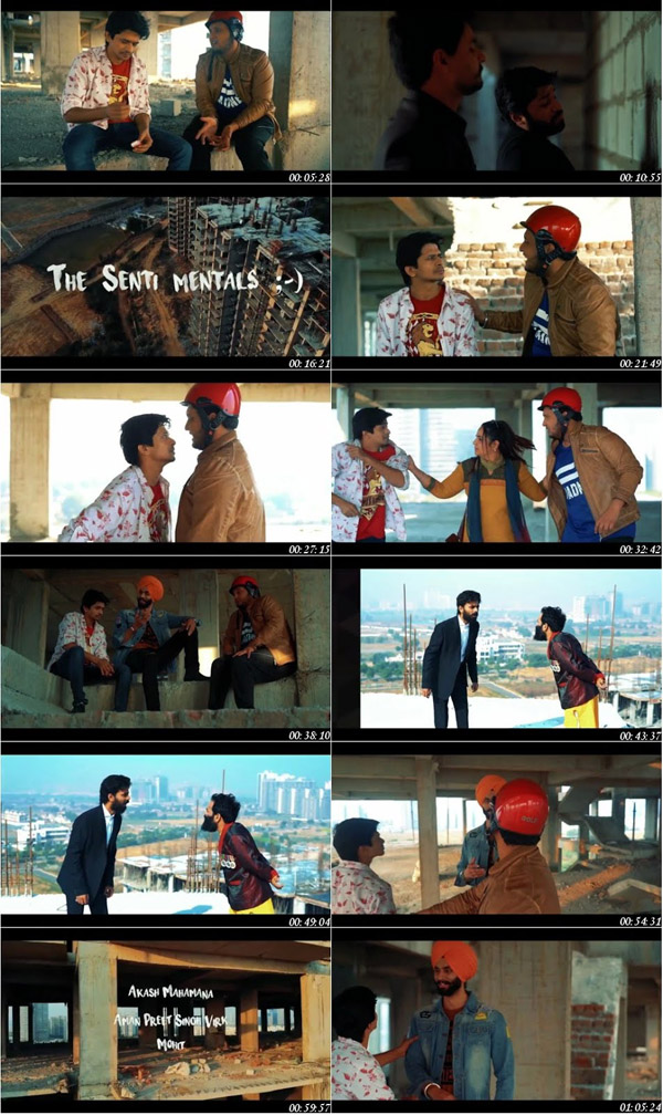 The Senti Mentals 2019 S01 ORG Hindi Watcho Original Web Series HDRip 720p 600MB 2