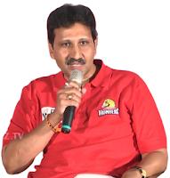 J. Rajendra kumar head coach at Gopichand  badminton cdemy
