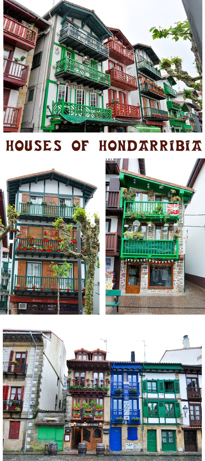 hondarribia basque country spain san sebastian travel blog