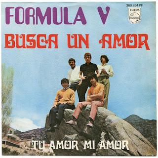 Fórmula V - Busca un Amor (1969)
