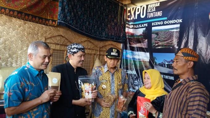 20 Stand meriahkan Tuntang Expo 2019