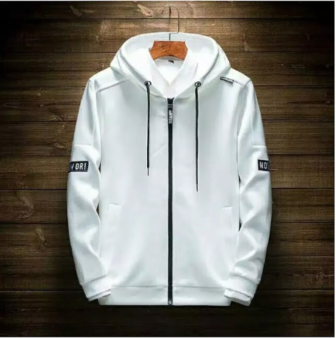 Jaket Sweater Pria-Now Ori FLEECE