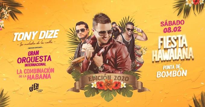 Fiesta Hawaiana 2020 - 8 de febrero