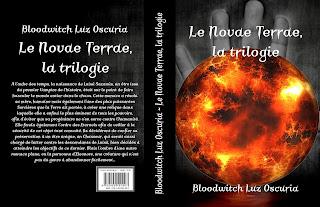 """""""Le Novae Terrae, la trilogie"""", de Bloodwitch Luz Oscuria"""