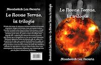 """Couverture de """"Le Novae Terrae, la trilogie"""", de Bloodwitch Luz Oscuria"""