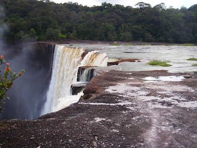 Cachoeira Kaieteur – Guiana