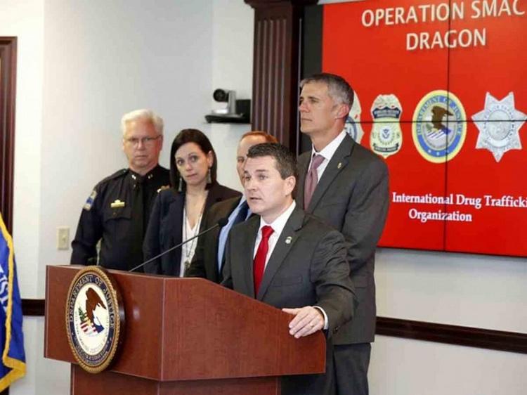 Capturan de 29 integrantes de una célula criminal ligada al CJNG; operaba en Estados Unidos