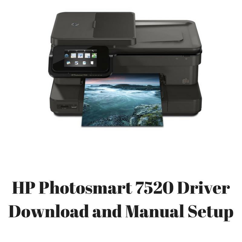 hp photosmart 7520 driver download and manual setup hp drivers rh hpprinter driver com hp 7520 printer manual pdf hp 7520 manual pdf