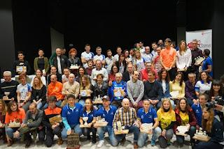 Foto Entrega Premios Copa Diputacion 2019
