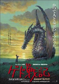 Cuentos de Terramar(ゲド戦記 Gedo Senki (Tales from Earthsea))