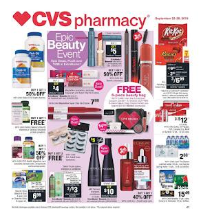 ⭐ CVS Ad 9/22/19 and CVS Ad 9/29/19 ✅ CVS Weekly Ad September 22 2019