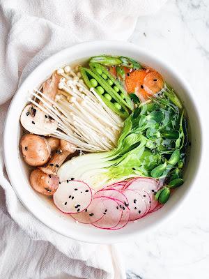 Enoki Mushroom Recipe