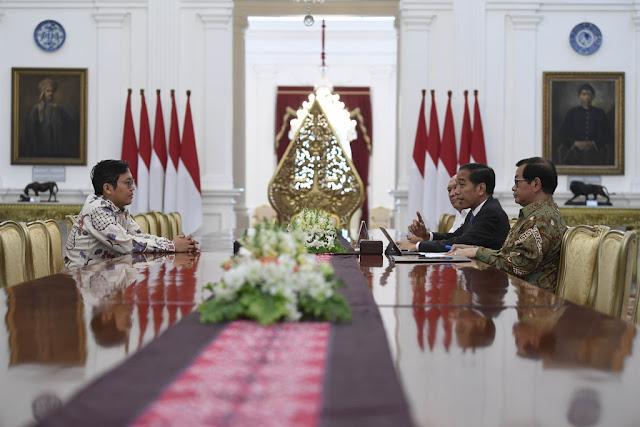 Istana Undang Bos Bukalapak, Tim Prabowo: Jokowi Ketakutan