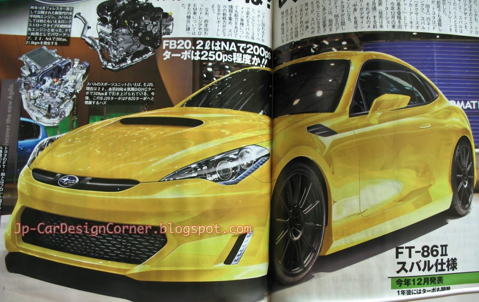 Presentación del nuevo motor Subaru FB (y de paso, del