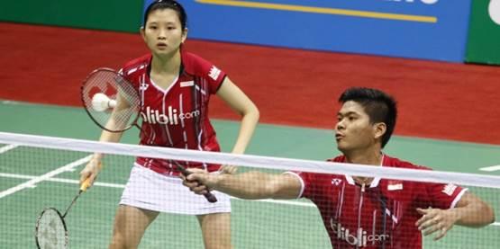 Jadwal Perempat Final Kejuaraan Badminton Asia 2017