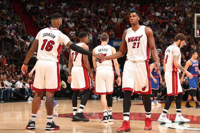 Time Miami Heat