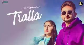 TRALLA Lyrics - Sabi Bhinder