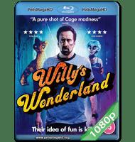 WILLYS WONDERLAND (2021) 1080P HD MKV ESPAÑOL LATINO