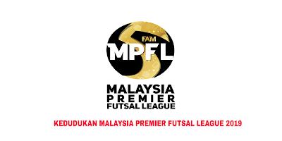 Kedudukan Carta MPFL 2019