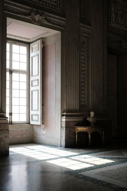 Interno della Reggia di Caserta. Foto di Giovanni Battisti