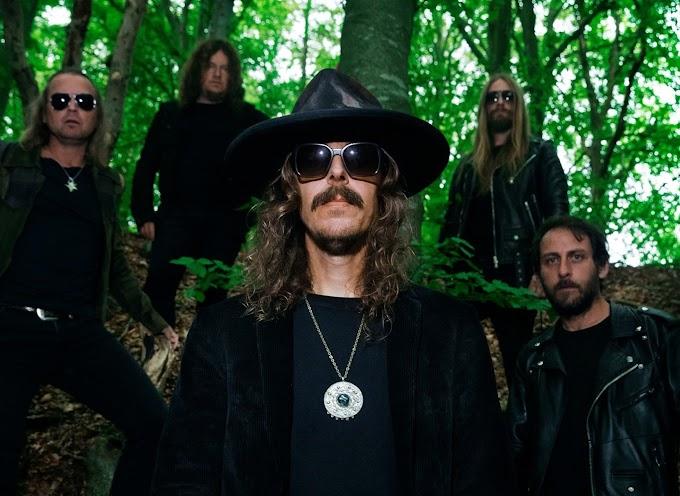 Opeth reagenda todo su tour por Sudamérica para el 2022