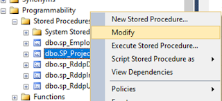 Stored Procedures SQL Server