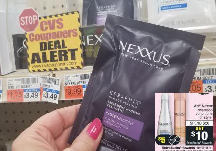 Nexxus Keraphix Damage Healing Treatment Masque