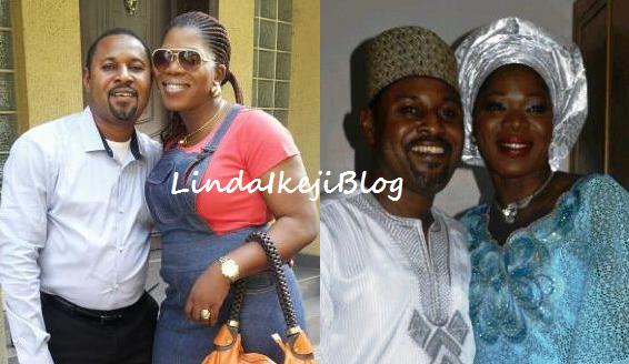 saidi+balogun+and+new+wife+lindaikejiblog Actor Saidi Balogun set to re marry