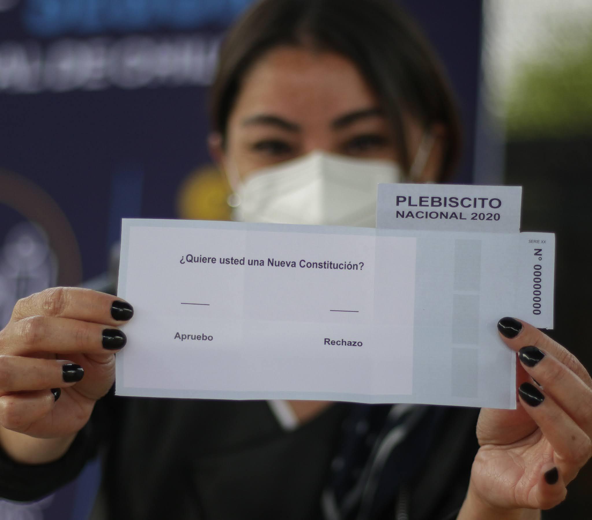 Plebiscito Chile 2020