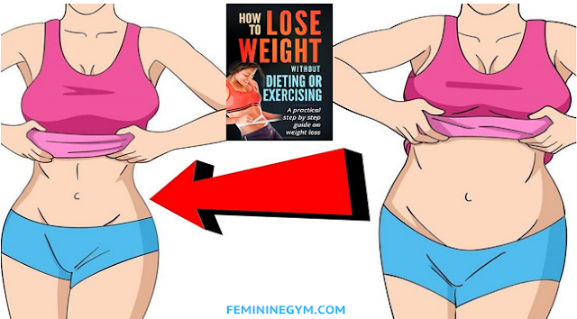 Diet or Exercises : How Does impact to Weight Loss?