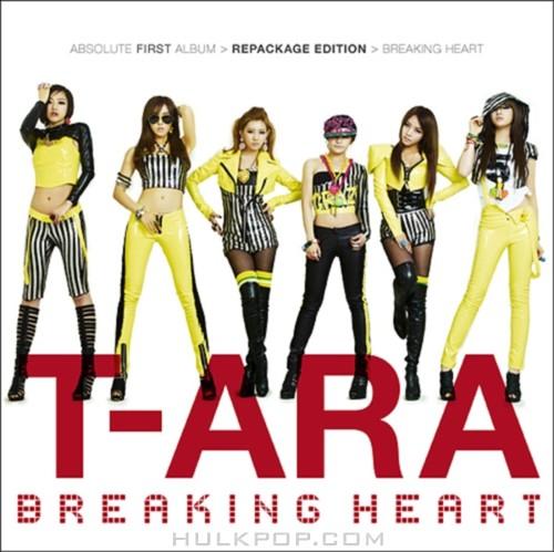 T-ARA – Breaking Heart (Repackage) (FLAC + ITUNES PLUS AAC M4A)