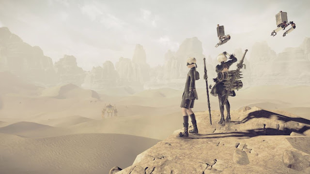 Walkthrough NieR: Automata Part 3 Bahasa Indonesia