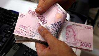 سعر صرف الليرة التركية مقابل العملات الرئيسية الجمعة 29/5/2020