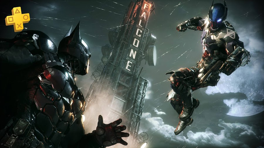 batman arkham knight game ps4 plus sony rocksteady studios warner bros interactive