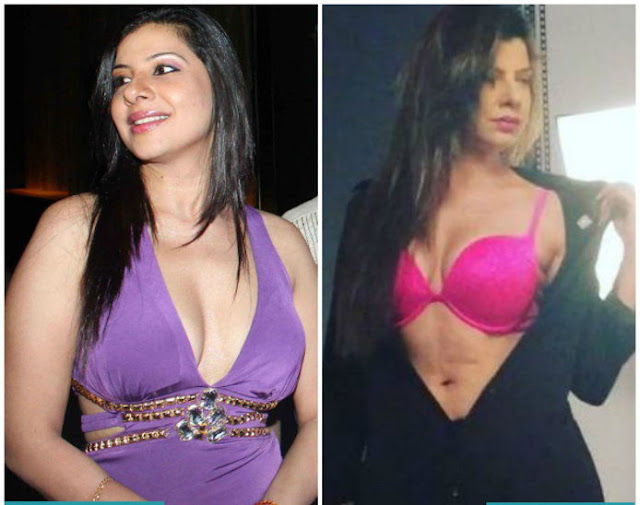 Sambhavna Seth in Bikini Photo