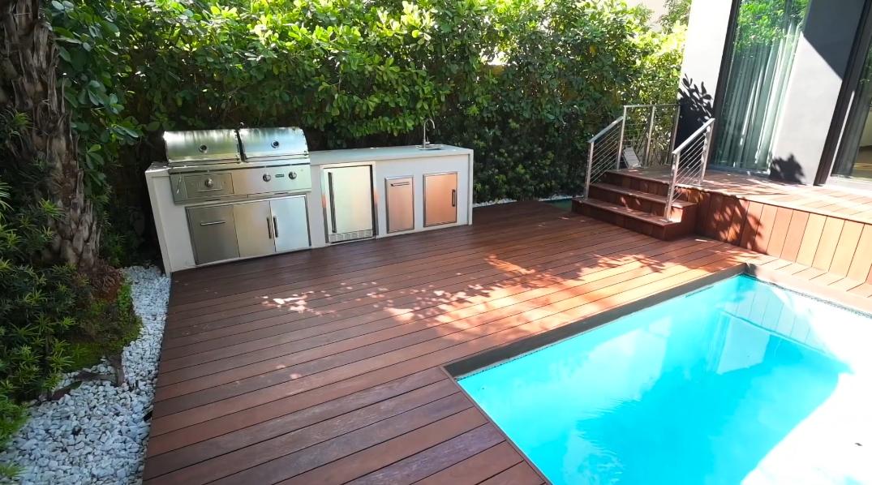 32 Interior Design Photos vs. 240 Palm Ave, Miami Beach, FL Luxury Home Tour